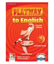 Playway to English 2nd Edition 1 AB with CD-ROM