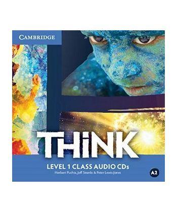 Think  1 Class Audio CDs (3)