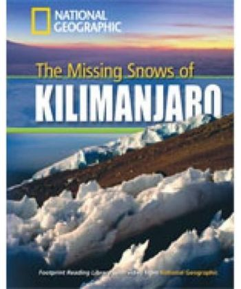 FRL1300 B1 The Missing Snow of Kilimanjaro