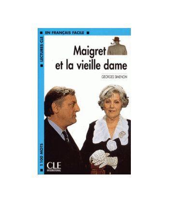 LCF2 Maigret et La vieille dame  Livre