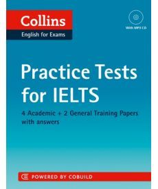 Practice Tests for IELTS with Mp3 CD