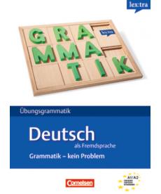 Grammatik: Grammatik - kein Problem A1-A2 mit Losungen