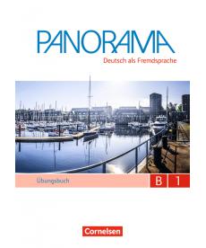 Panorama B1 Ubungsbuch DaF mit Audio-CDs