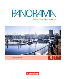 Panorama B1.2 Ubungsbuch DaF mit Audio-CDs