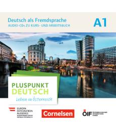 Pluspunkt Deutsch - Leben in ?sterreich A1 Audio-CDs Kurs- und Arbeitsbuch