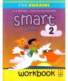 Smart Junior for UKRAINE НУШ 2 Workbook