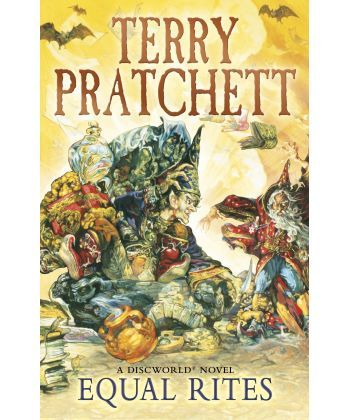 Discworld Novel: Equal Rites [Paperback]