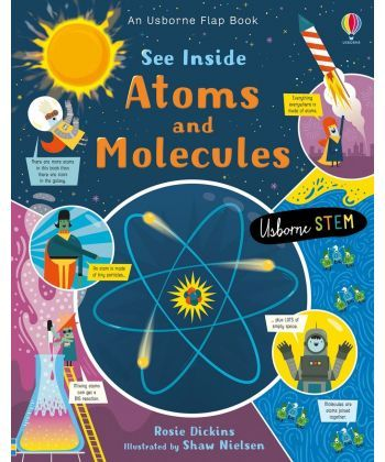 See Inside Atoms and Molecules  - Фото 1