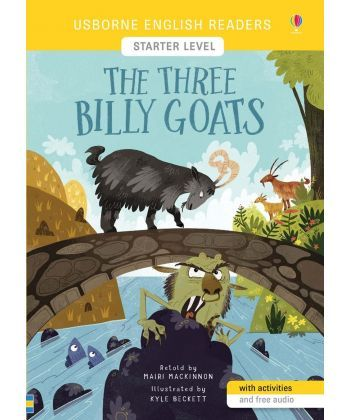 UER Starter The Three Billy Goats