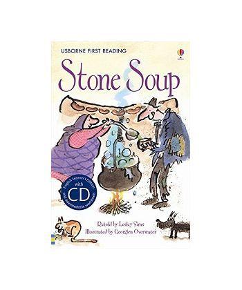 UFR2 Stone Soup + CD (HB)