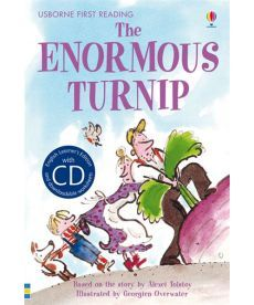 UFR3 The Enormous Turnip + CD (ELL)