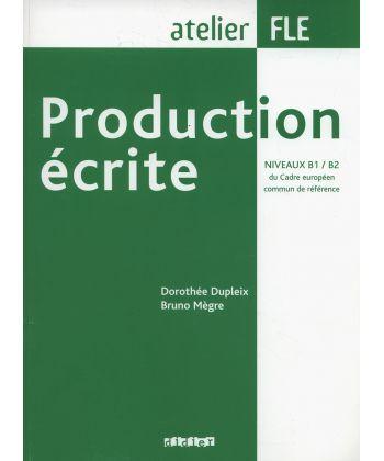 Production ecrite B1-B2 Livre