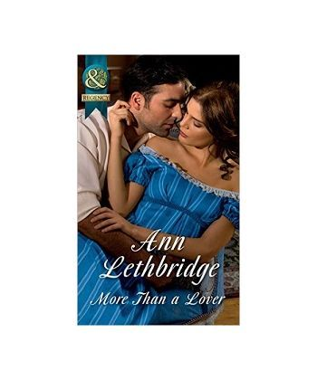 Regency: More Than a Lover