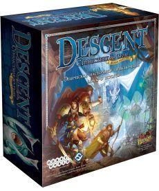 Настольная игра Descent. Странствия во Тьме