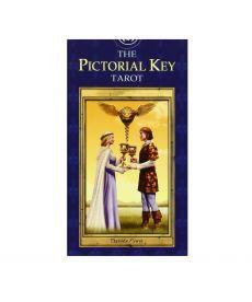Универсальный ключ таро (78 карт с инструкцией)