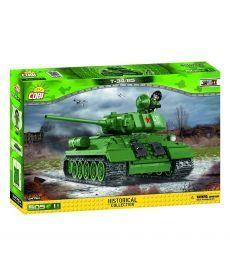 Конструктор COBI Танк Т-34/85, 505 деталей