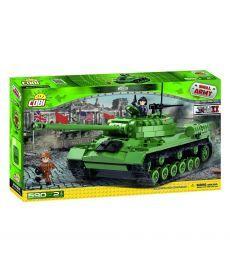 Конструктор COBI Танк ИС-3, 590 деталей