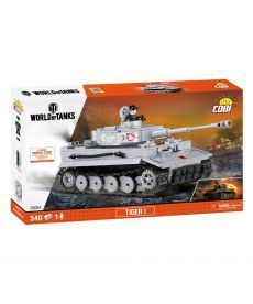 Конструктор COBI World Of Tanks Тигр I, 540 деталей