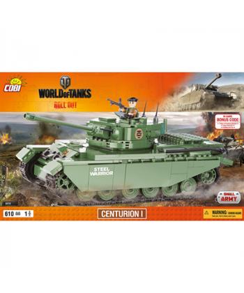 Конструктор COBI World Of Tanks Центурион