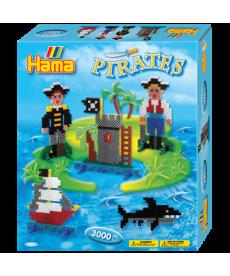 Большой набор Пираты