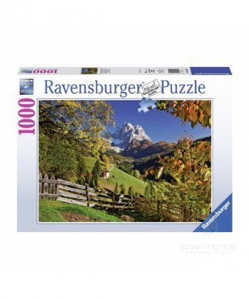 Пазл Ravensburger Осенние горы 1000 элементов