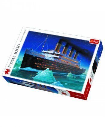 Пазл Trefl Титаник, 1000 элементов
