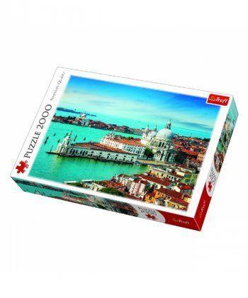 Пазл Trefl Венеция, Италия, 2000 элементов