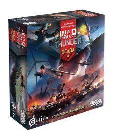 Настольная игра War Thunder: Осада. Wunderwaffe