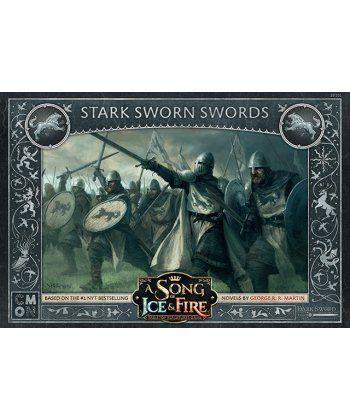 Настольная игра Песнь Льда и Огня: Набор Верные мечи Старков