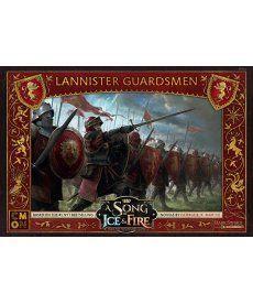 Настольная игра Песнь Льда и Огня: Набор Гвардейцы Ланнистеров