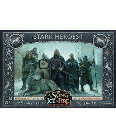 Настольная игра Песнь Льда и Огня: Набор Герои Старков I