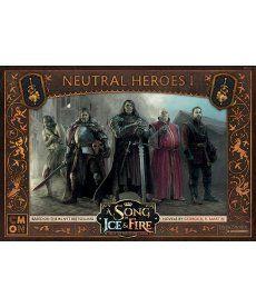 Настольная игра Песнь Льда и Огня: Набор Нейтральные герои I