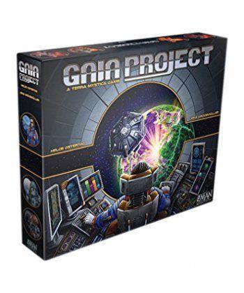 Настольная игра Проект Гайя