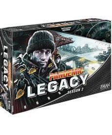 Настольная игра Пандемия: Наследие 2 (чёрная коробка)