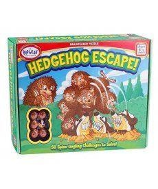 Настольная игра Спасите Ёжиков! (Hedgehog Escape)