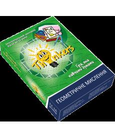 Настольная игра Thinkers 12-16 років - Геометричне мислення (укр.)
