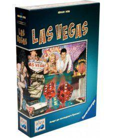 Настольная игра Лас Вегас (Las Vegas)