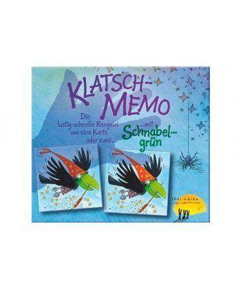 Настольная игра Лови Ворон (Klatsch-Memo)