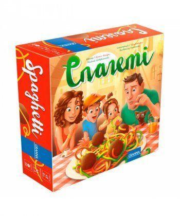 Настольная игра Спагетті