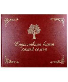 Родословная книга нашей семьи (Подарочное издание)