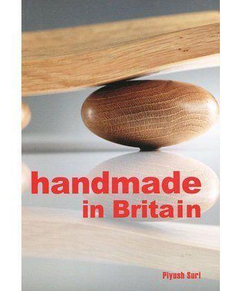 Handmade in Britain/ Сделано руками в Англии